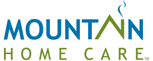 Mountain Home Care Mobile Logo